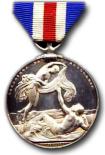 Lloyd's Medaille voor het Redden van Levens op Zee