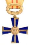 Orde van het Vrijheidskruis 3e Klasse