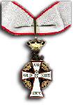 Kommandeur in de Orde van de Dannebrog