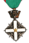 Knight to the Order of Merit of the Italian Republic