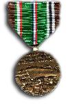 Europa-Afrika-Midden Oosten Campagne Medaille