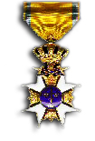 Royal Order of the Sword - Knight  1st Degree