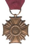 Kruis van Verdienste in Brons