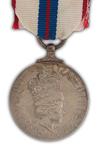 Herinneringsmedaille ter gelegenheid van het Zilveren Jubileum van Koningin Elizabeth II