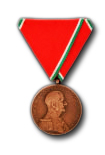 Hungarian Bronze Medal of Bravery