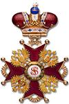 Orde van Sint-Stanislaus II klasse