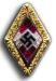 Goldenes Hitlerjugend Ehrenabzeichen - Sonderstufe