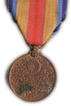 1942 China Incident Medaille