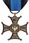 War Order of Virtuti Militari - Silver Cross