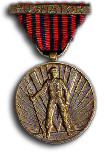 Volunteer Medal 1940-1945