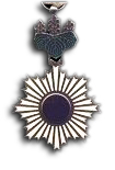 Order of the Rising Sun, 4th Class
