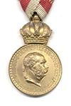 Military Merit Medal in Bronze