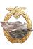 Schnellboot-Kriegsabzeichen mit Brillianten