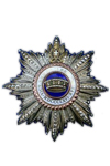 Order of the Crown of Italy - Knight Grand Cross