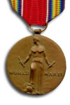 Wereld Oorlog Twee Overwinnings Medaille