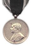 Silver Bavarian Medal for Bravery