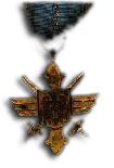 Order for Aeronautical Merit - Gold Cross