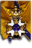 Royal Order of the Sword - Grand Cross