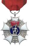 Orde van de Banier der Arbeid der 2e Klasse