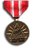 Koopvaardij Atlantisch Oorlogsgebied Medaille