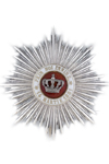 Grand Officer to the Order of the Crown of Romania