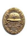 Wounded Badge july 20th 1944 in Gold