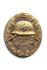 Verwundetenabzeichen 20 juli 1944 in Gold