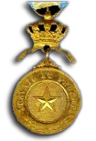 Gold Medal in the Order of the African Star