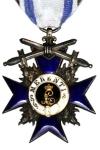 4e Klasse der Orde van Militaire Verdienste