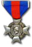 2nd Class to the Cross for Voluntary Military Service