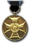 Gouden Medaille voor Trouw op het Veld van Eer Type II