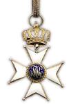 Kommandeurkruis bij de Militaire Max Joseph-Orde