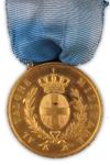 Gouden Al Valore Medaille