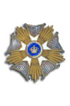 Grand Cross in the Order of the Crown