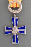 Orde van het Vrijheidskruis 4e Klasse