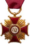 Kruis van Verdienste in Goud