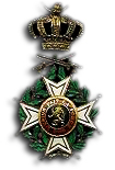 Officer to the Order of Leopold