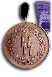 SS Long Service Award 4th Class (4 Years)