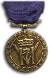 Haakon VII's Vrijheids Medaille
