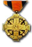 Medaille voor Militaire Verdienste 1e Klasse
