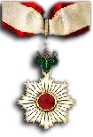 Order of the Rising Sun, 2nd Class
