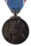 Kroningsmedaille Koning George VI
