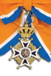 Knight Grand Cross in the Order van Oranje Nassau (ON.1)