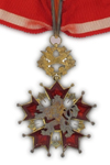 Order of the White Lion 3rd Class
