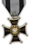 Oorlogsorde Virtuti Militari - Ridderkruis
