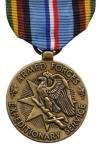 Expeditie Medaille voor Strijdkrachten (AFEM)