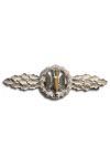 Combatclasp for Bombers in Silver