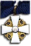 Commandeur 1e klasse in de Orde van de Witte Roos van Finland