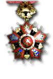 Tsjechoslovaakse Orde van de Witte Leeuw, 2e Klasse