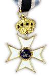 Ridderkruis bij de Militaire Max Joseph-Orde